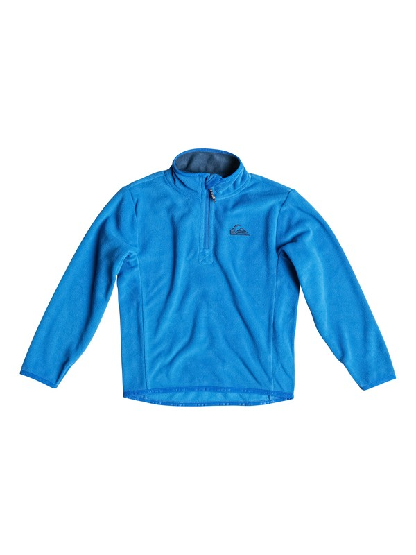 0 Boys 2-7 Mission Zip-Up Polar Fleece  EQKPF03005 Quiksilver
