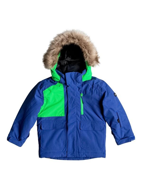 0 Flakes - Snow Jacket  EQKTJ03003 Quiksilver