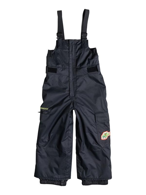 0 Boogie - Pantalon de snow à bretelles  EQKTP03000 Quiksilver