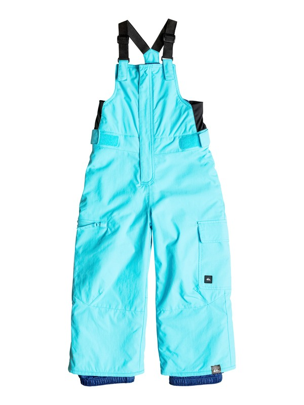0 Boogie - Bib Snow Pants  EQKTP03001 Quiksilver