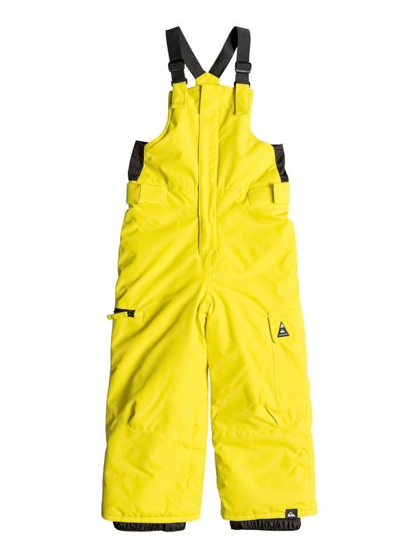 0 Boy's 2-7 Boogie Snow Pants  EQKTP03002 Quiksilver