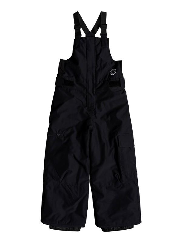 0 Boy's 2-7 Boogie Snow Pants Black EQKTP03003 Quiksilver