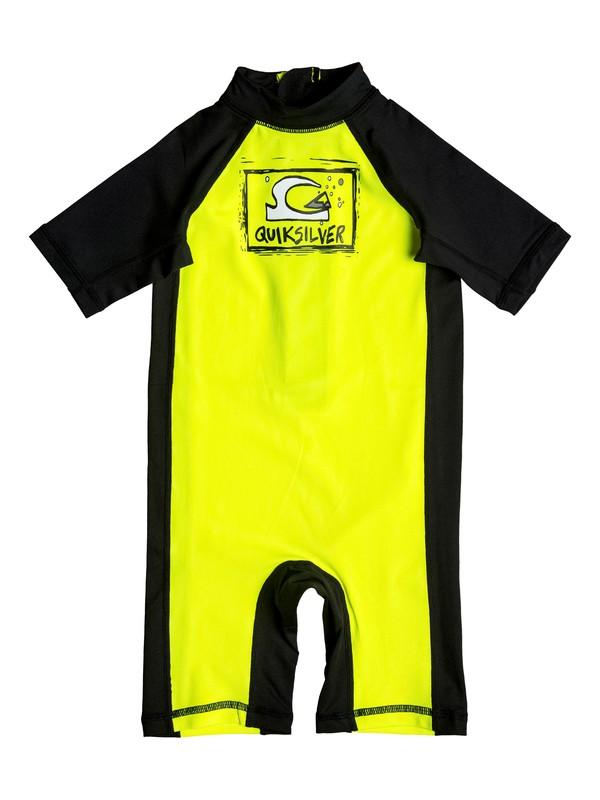 0 Boy's 2-7 Bubble Springsuit  EQKWR03016 Quiksilver