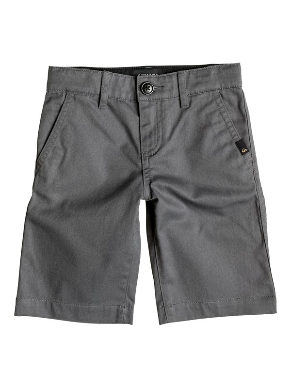 0 Boy's 2-7 Everyday Union Stretch Chino Shorts  EQKWS03061 Quiksilver