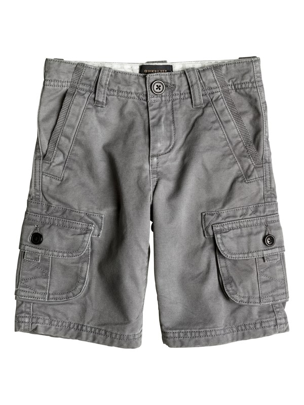 0 Boy's 2-7 Everyday Deluxe Cargo Shorts  EQKWS03062 Quiksilver