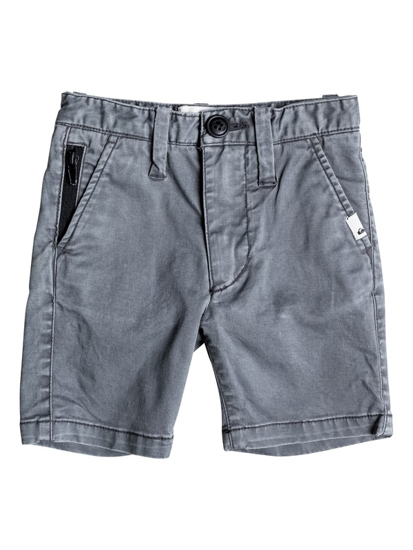 0 NEW ECHO CHINO AW BOY 13  EQKWS03068 Quiksilver
