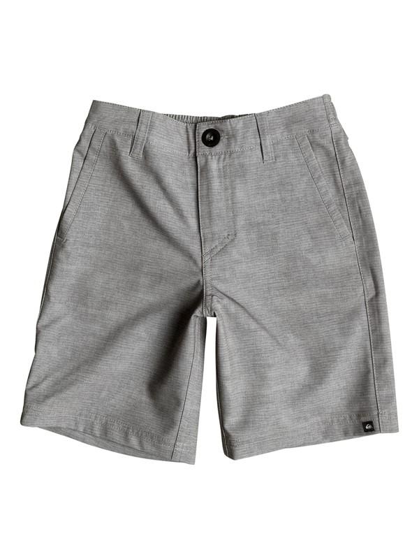 "0 Boy's 2-7 Platypus 14"" Amphibian Shorts  EQKWS03069 Quiksilver"