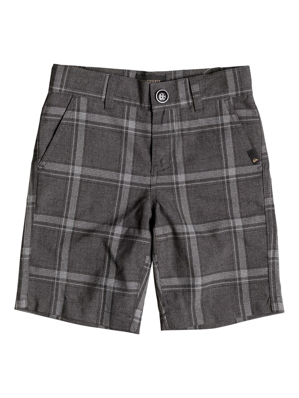 0 Boy's 2-7 Regeneration Shorts  EQKWS03072 Quiksilver