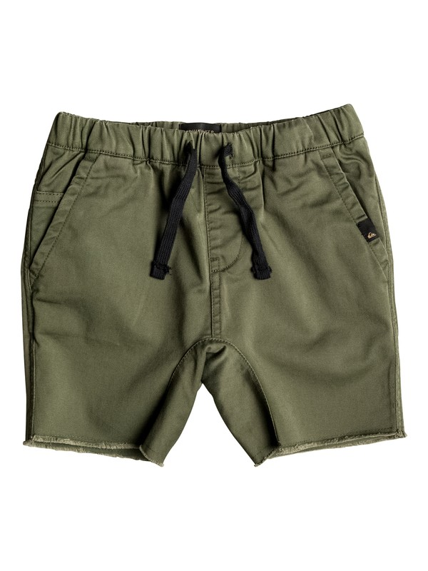 0 Boy's 2-7 Fun Days Shorts  EQKWS03085 Quiksilver