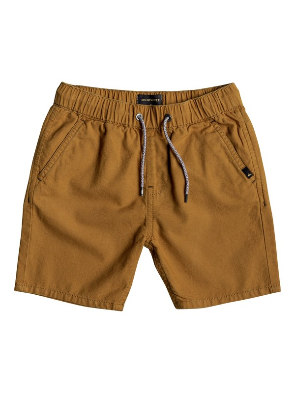 0 Resin Vibes - Shorts for Boys 2-7 Brown EQKWS03139 Quiksilver
