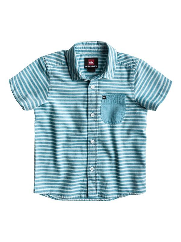 0 Boys 2-7 Swamis Short Sleeve Shirt  EQKWT00000 Quiksilver