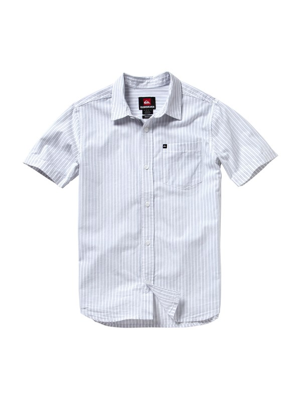 0 Boys 2-7 Ventures Short Sleeve Shirt  EQKWT00002 Quiksilver