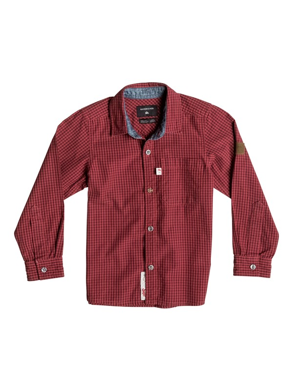 0 Threatening Force - Chemise à manches longues  EQKWT03065 Quiksilver