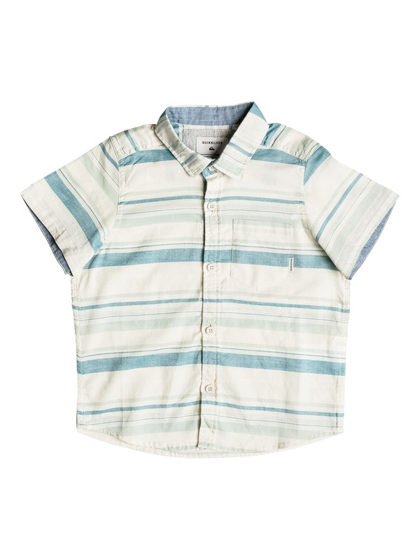 0 Aventail - Short Sleeve Shirt  EQKWT03103 Quiksilver