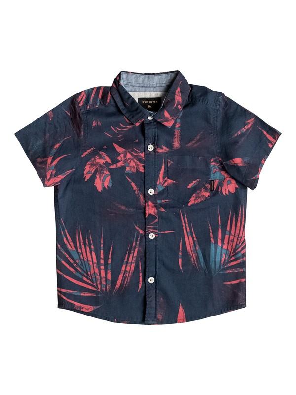 0 Everyday - Short Sleeve Shirt  EQKWT03104 Quiksilver