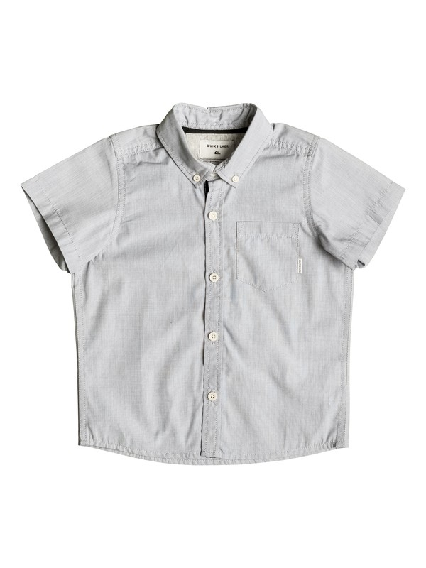0 Boy's 2-7 Everyday Wilsden Short Sleeve Shirt  EQKWT03111 Quiksilver