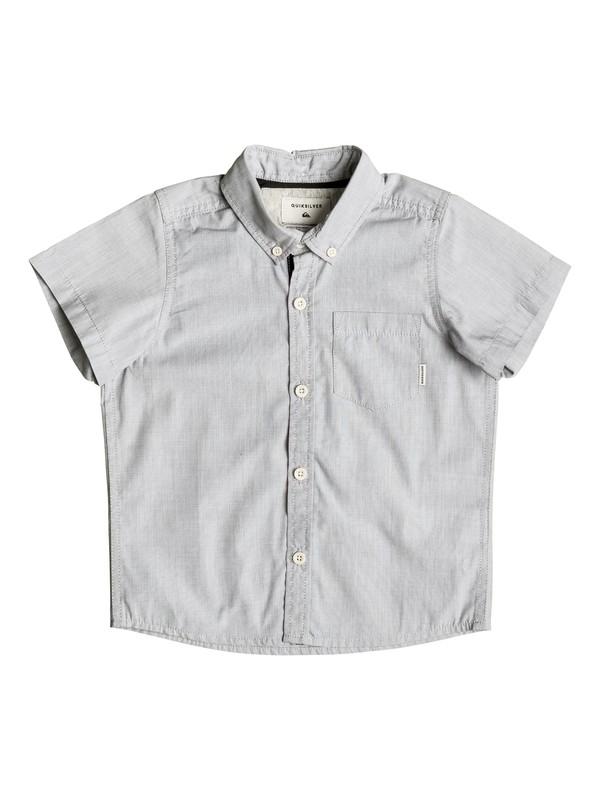 0 Niños  2-7 Camisa Manga Corta Everyday Wilsden  EQKWT03111 Quiksilver