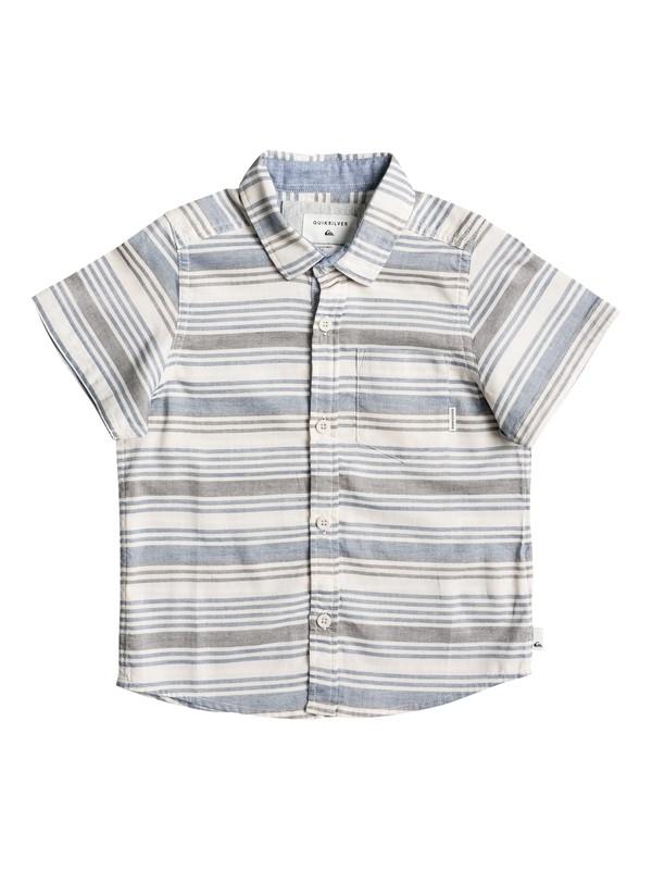 0 Boy's 2-7 Aventail Short Sleeve Shirt  EQKWT03112 Quiksilver