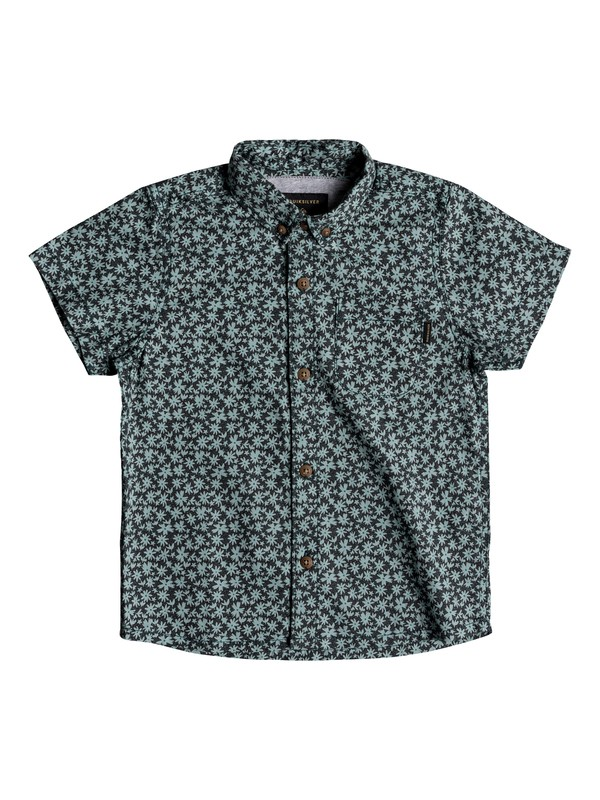 0 Boys 2-7 Minikani - Short Sleeve Shirt  EQKWT03137 Quiksilver