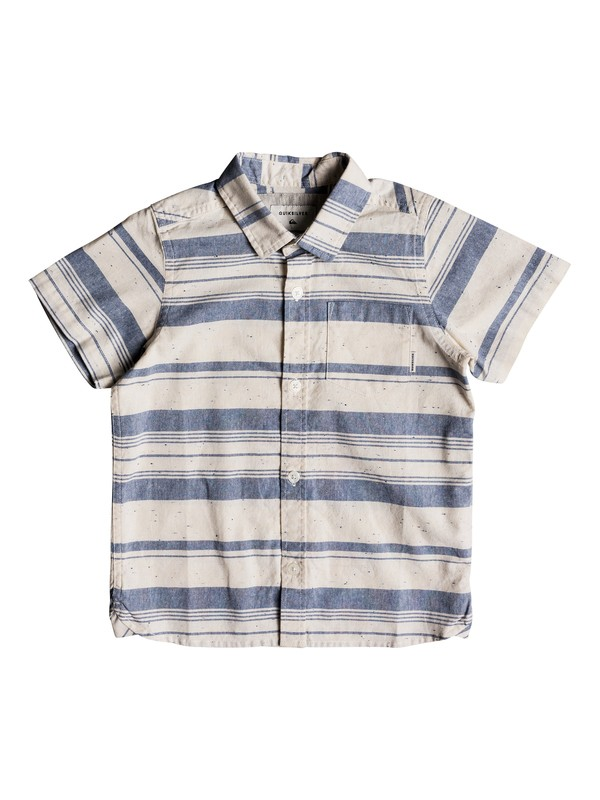 0 Boys 2-7 Good Wall II - Short Sleeve Shirt  EQKWT03144 Quiksilver