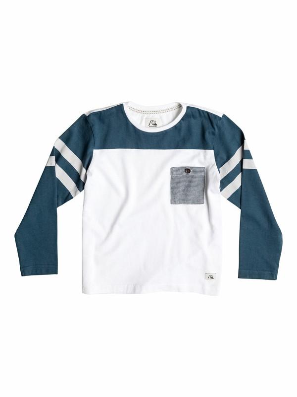0 Sinnerman - T-shirt manches longues  EQKZT03022 Quiksilver