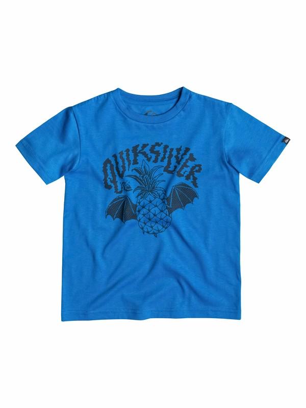 0 Classic Flying Pineapple - T-shirt  EQKZT03028 Quiksilver
