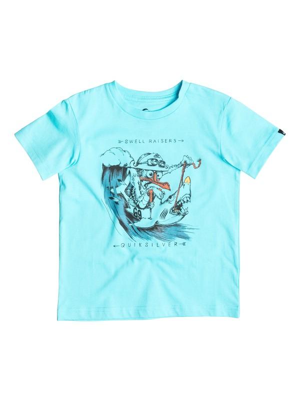 0 Classic Seagull Raise - T-shirt  EQKZT03050 Quiksilver