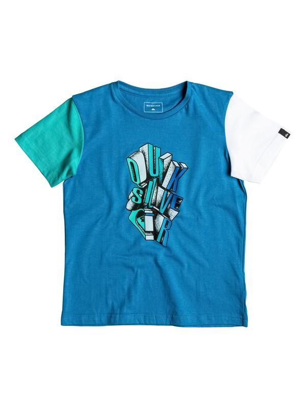0 Classic Fries - Tee-Shirt  EQKZT03078 Quiksilver