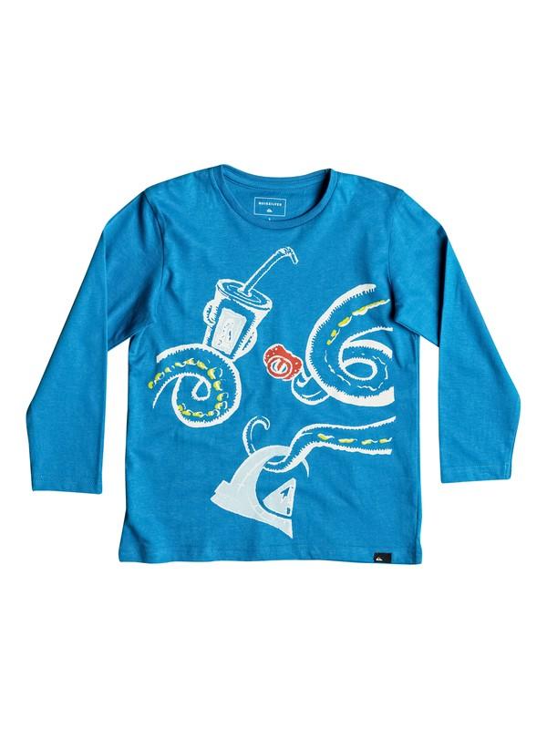 0 Classic Chipirones - Tee-Shirt à manches longues  EQKZT03086 Quiksilver