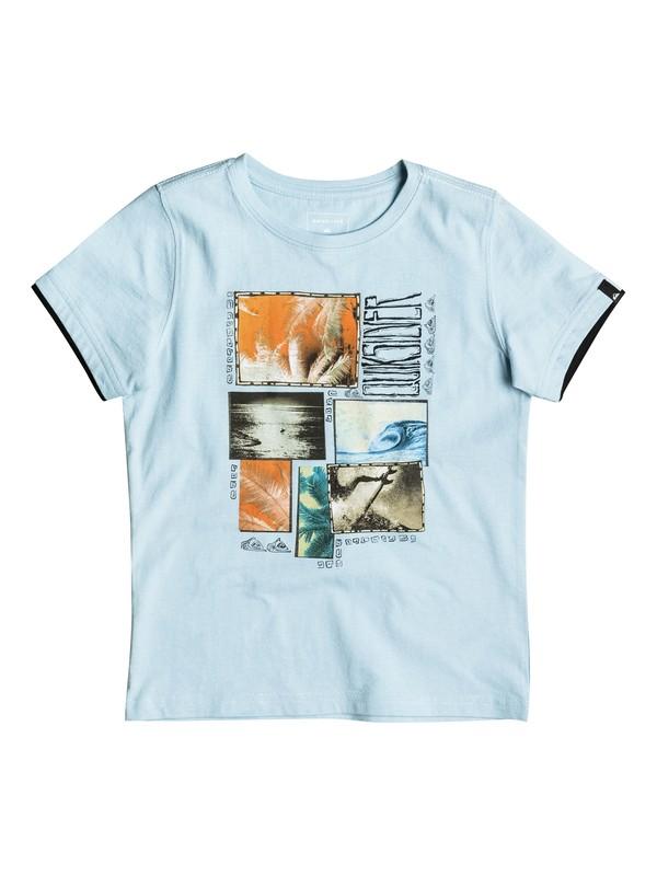 0 Paradise Forgotten - Tee-Shirt  EQKZT03101 Quiksilver