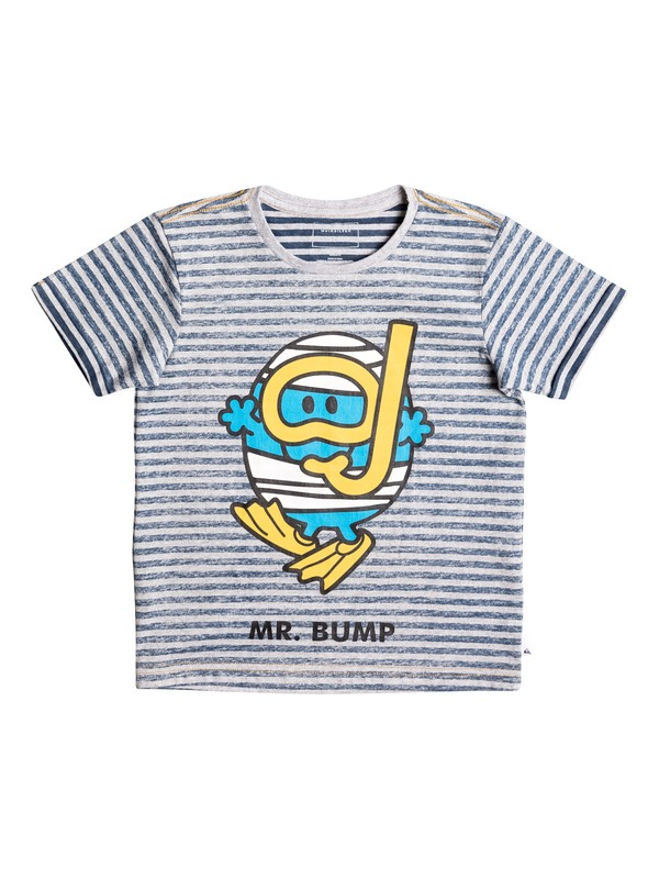 0 Mr Bump Classic - T-Shirt  EQKZT03118 Quiksilver