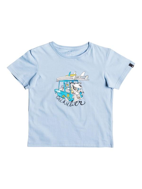 0 Classic Doggy - Tee-Shirt pour Garçon 2-7 ans  EQKZT03122 Quiksilver