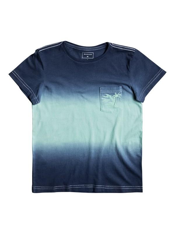 0 Deep Dye - Tee-Shirt pour Garçon 2-7 ans  EQKZT03154 Quiksilver