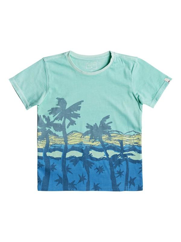 0 Oihana - T Shirt col rond pour Garçon 2-7 ans  EQKZT03209 Quiksilver