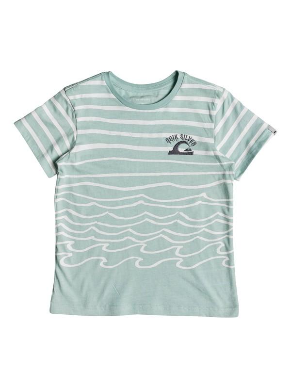 0 Super Navy - T-Shirt for Boys 2-7 Blue EQKZT03228 Quiksilver
