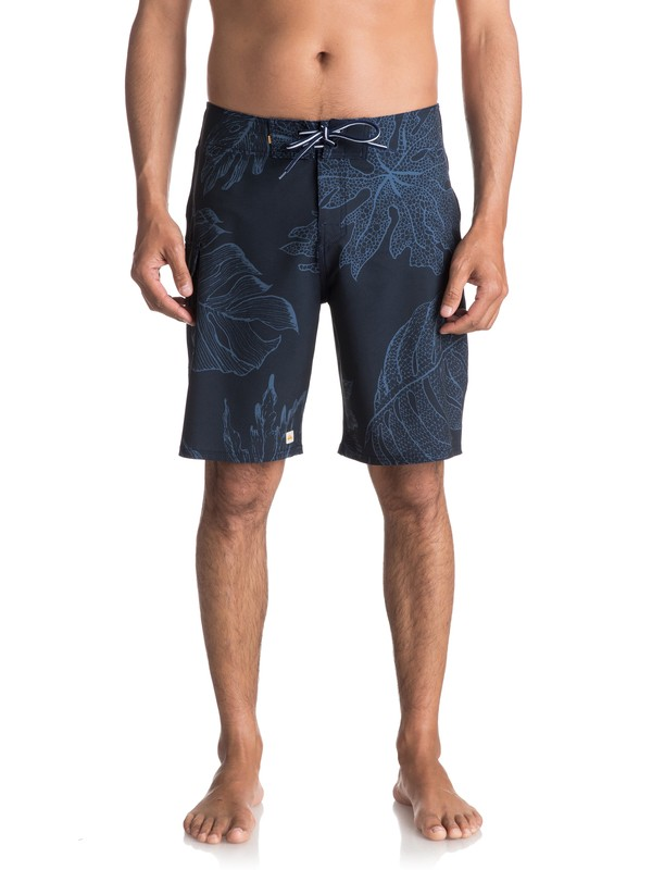 "0 Men's Xoa 20"" Boardshorts Blue EQMBS03025 Quiksilver"