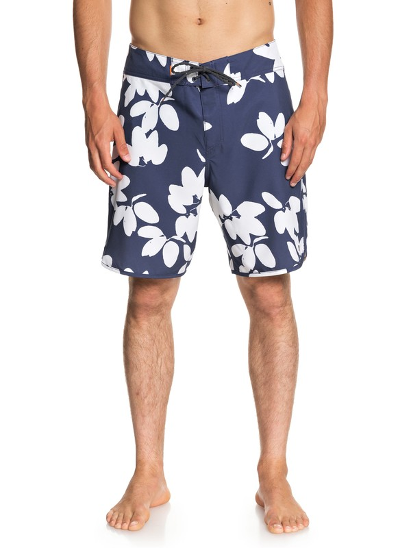 "0 Waterman Odysea 19"" - Board Shorts for Men Blue EQMBS03041 Quiksilver"