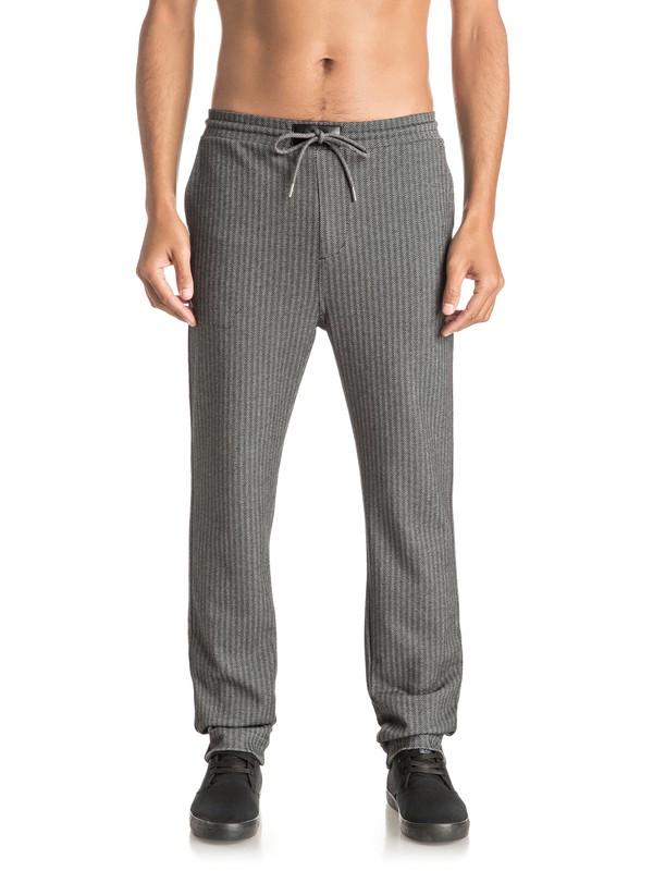 0 Waterman Lambert Sweeps - Pantalon de jogging en sergé  EQMFB03000 Quiksilver