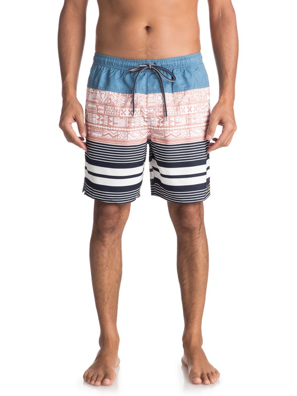 0 Waterman Arva Volley Boardshorts Blue EQMJV03029 Quiksilver