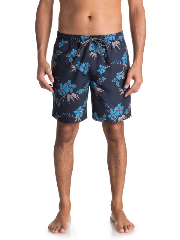 0 Пляжные шорты Monolai Синий EQMJV03030 Quiksilver