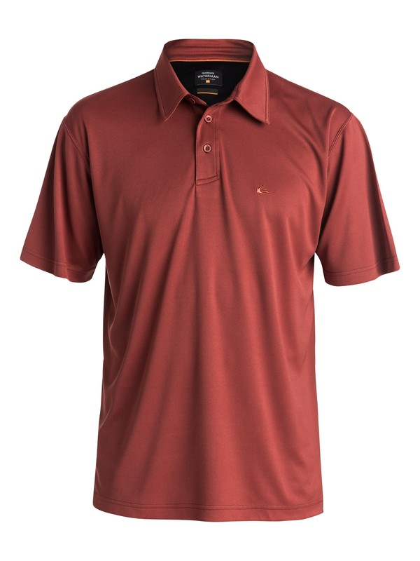 0 Hombres Camisa Polo  Water 2  EQMKT03006 Quiksilver
