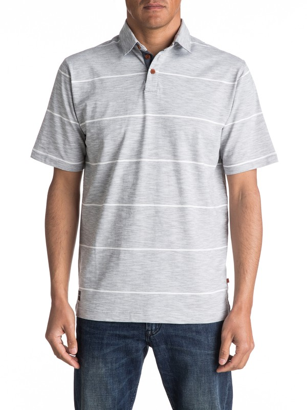 0 Waterman Resident - Polo Shirt  EQMKT03007 Quiksilver