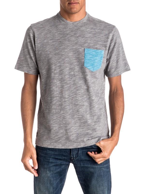 0 Waterman Sandberm - Pocket T-Shirt  EQMKT03010 Quiksilver