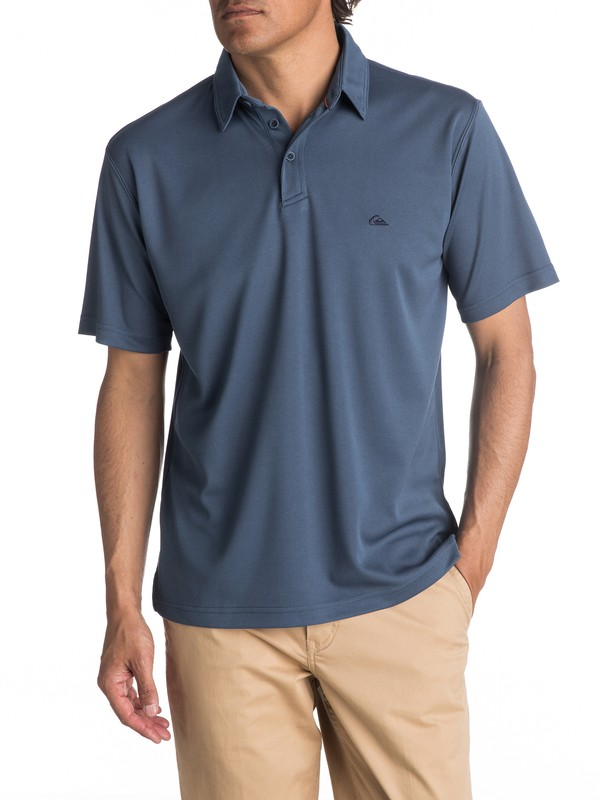 0 Waterman Water Polo Shirt  EQMKT03016 Quiksilver