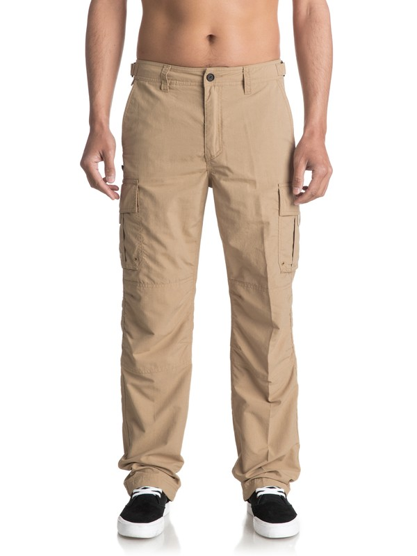 0 Waterman Skipper - Cargo Trousers  EQMNP03001 Quiksilver
