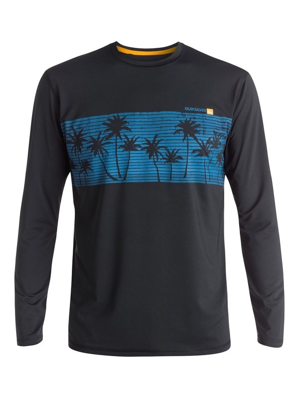 0 Waterman Chill - Long Sleeve Rash Vest  EQMWR03001 Quiksilver