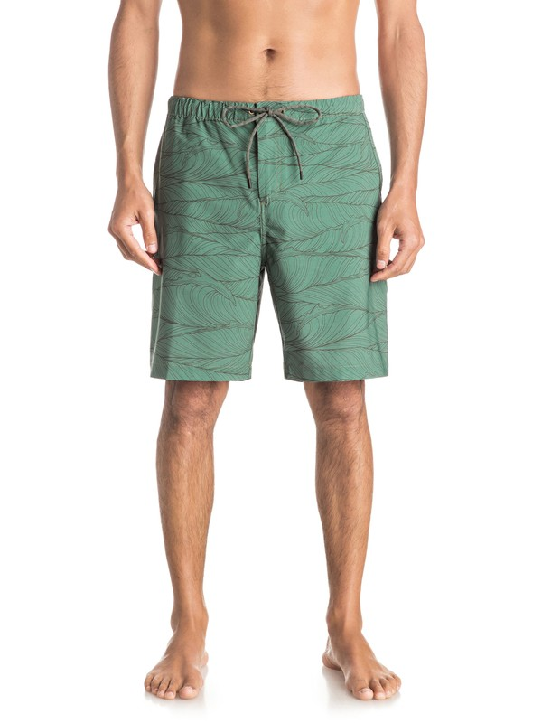 0 Waterman Seaside Reef - Cargo Shorts  EQMWS03003 Quiksilver