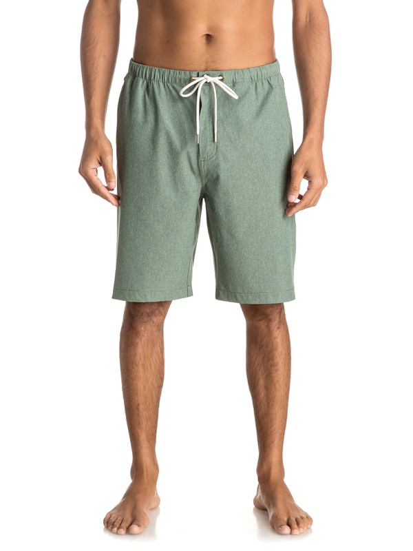 "0 Waterman Suva Amphibian 20"" Amphibian Shorts  EQMWS03006 Quiksilver"