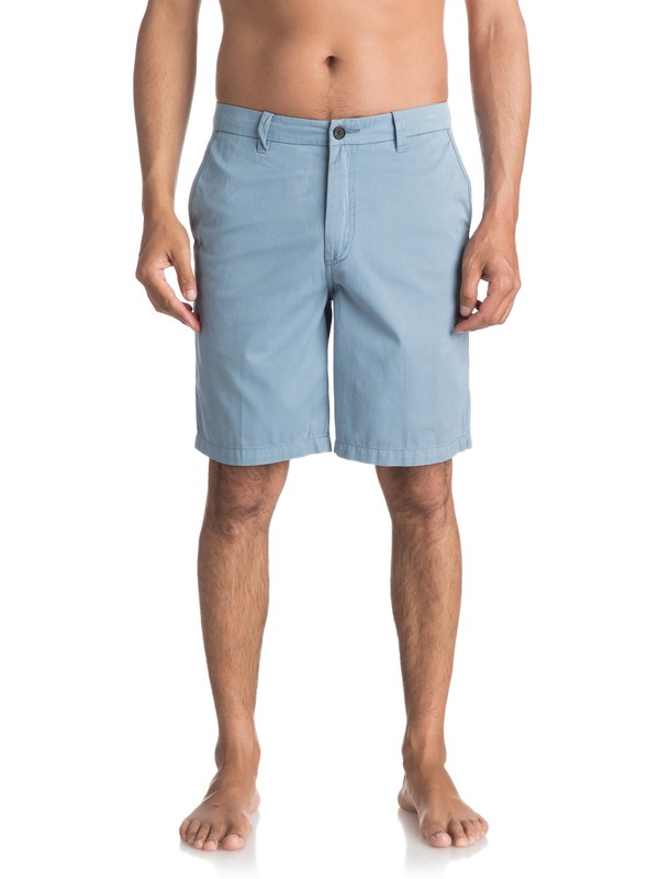 0 Waterman Down Under Shorts Blue EQMWS03014 Quiksilver