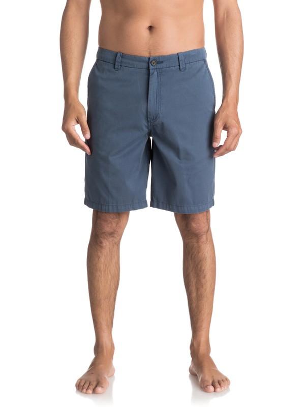 0 Waterman Down Under Shorts Blue EQMWS03014 Quiksilver